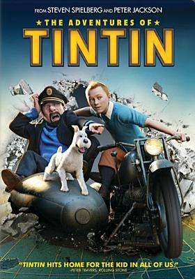 ADVENTURES OF TINTIN BY BELL,JAMIE (DVD)